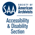 Society of American Archivists Accessibility and Disability Section